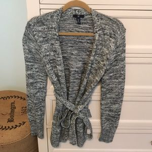 Gap raglan cardigan sweater